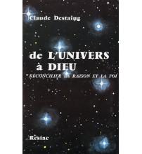 DE L UNIVERS A DIEU