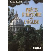 PRÉCIS D'HISTOIRE DE L'ÉGLISE