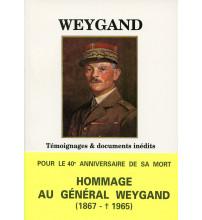 WEYGAND - Témoignages et documents inédits