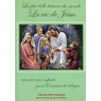VIE DE JÉSUS (LA) racontée par la Comtesse de Ségur