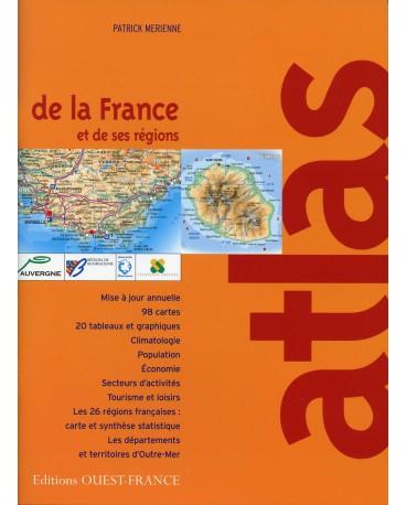 ATLAS DE LA FRANCE ET DE SES RÉGIONS