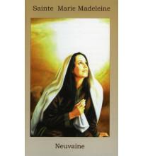 NEUVAINE A SAINTE MARIE-MADELEINE