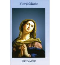 NEUVAINE A LA VIERGE MARIE