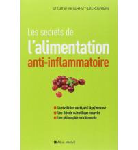 SECRETS DE L'ALIMENTATION ANTI INFLAMMATOIRE (LES)