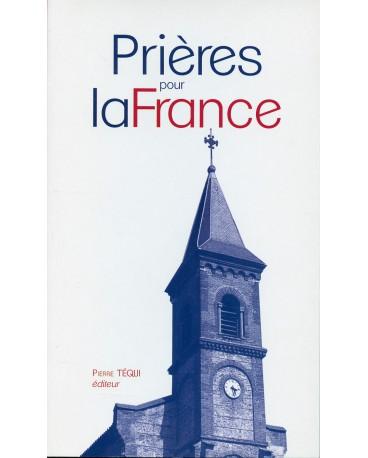 PRIERES POUR LA FRANCE