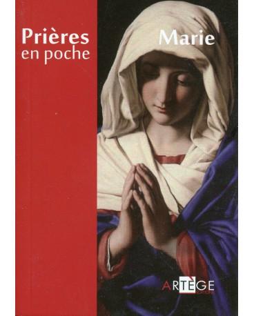 MARIE Col Prière en poche