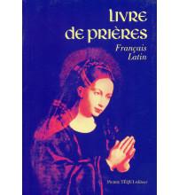 LIVRE DE PRIERES FRANCAIS LATIN