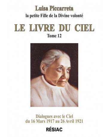 LIVRE DU CIEL (LE) - Tome 12