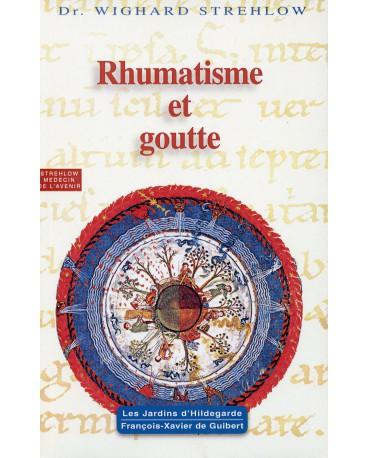 RHUMATISME ET GOUTTE