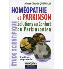 HOMÉOPATHIE ET PARKINSON Solutions au confort du Parkinsonien