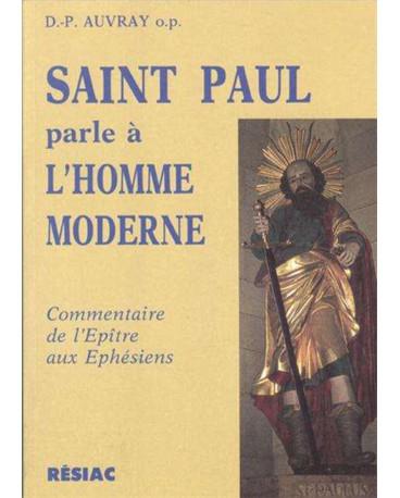 ST PAUL PARLE A L'HOMME MODERNE