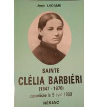 SAINTE CLÉLIA BARBIÉRI (1847 - 1870) canonisée le 9 avril 1989