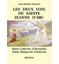 DEUX VOIX DE STE JEANNE D ARC (LES)
