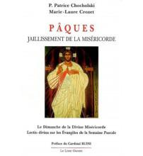 PÂQUES JAILLISSEMENT DE LA MISERICORDE