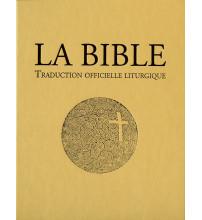 BIBLE (LA) de l'AELF Traduction officielle liturgique - Edition de référence grand format