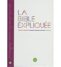 BIBLE EXPLIQUÉE (LA) avec les livres deutérocanoniques