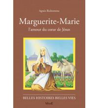 MARGUERITE MARIE l'amour du Coeur de Jésus