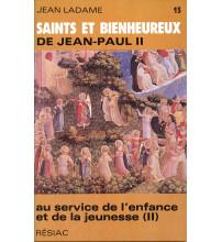 SAINTS ET BIENHEUREUX DE JEAN PAUL II T14/DE STES RELIGIEUSES
