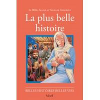 PLUS BELLE HISTOIRE (LA) - Volume double colorisé cartonné