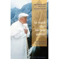 MARDI ETAIT SON JOUR PRÉFÉRÉ (LE)