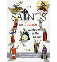 SAINTS DE FRANCE (LES) Histoires à lire le soir - Tome 1