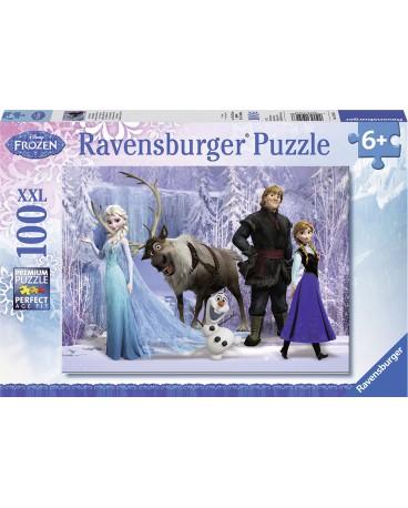 Dans le royaume de la reine des neiges puzzle editions - Fin de la reine des neiges ...