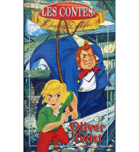 OLIVER TWIST - LES CONTES DE CHARLES DICKENS