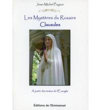 MYSTERES DU ROSAIRE (LES) CLAUSULES