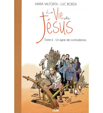 VIE DE JÉSUS (LA) - TOME 6 : UN SIGNE DE CONTRADICTION