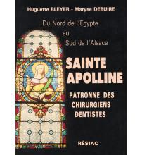 STE APOLLINE PATRONNE DES DENTISTES