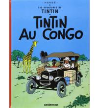 TINTIN 02 AU CONGO