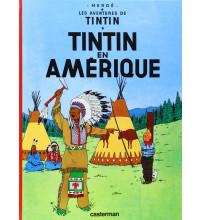 TINTIN 03 EN AMERIQUE