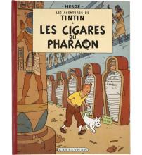 TINTIN 04 ET LES CIGARES DU PHARAON