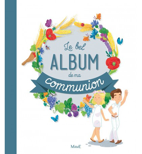 BEL ALBUM DE MA COMMUNION (LE)