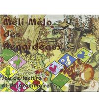 MELI MELO DES RENARDEAUX