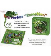 VERBES CAMELEON (LES) Conjugaison des verbes du 3e groupe