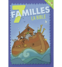 JEU DE 7 FAMILLES LA BIBLE