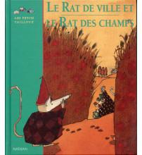 RAT DES VILLES ET LE RAT DES CHAMPS (LE)