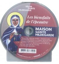BIENFAITS DE L'EPEAUTRE SELON STE HILDEGARDE