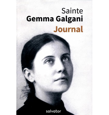 JOURNAL SAINTE GEMMA GALGANI