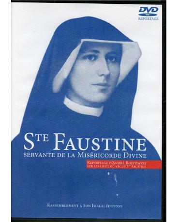 SŒUR FAUSTINE, SERVANTE DE LA MISÉRICORDE DIVINE