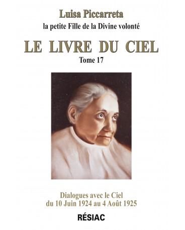 LIVRE DU CIEL (LE) Tome 17