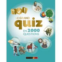 LE GRAND QUIZ EN 2000 QUESTIONS