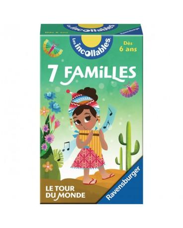 7 FAMILLES version poche