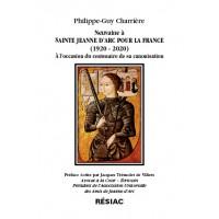 NEUVAINE À STE JEANNE D'ARC POUR LA FRANCE