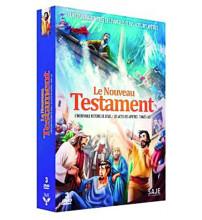LE NOUVEAU TESTAMENT COFFRET 3 DVD