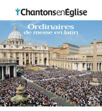 ORDINAIRES DE LA MESSE EN LATIN