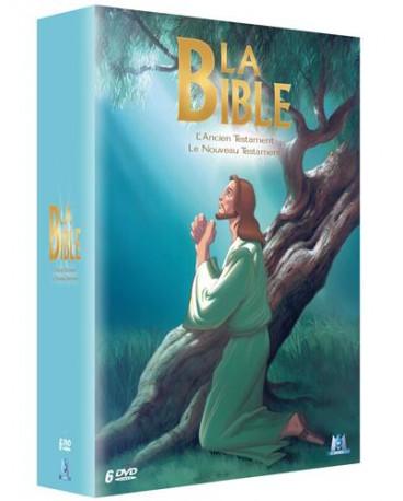 COFFRET LA BIBLE L'INTEGRALE