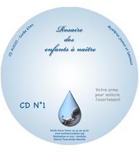 ROSAIRE DE L'ENFANT À NAÎTRE 2 CD audio