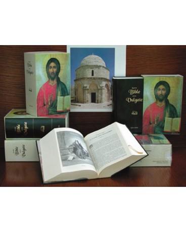 STE BIBLE SELON LA VULGATE (LA)